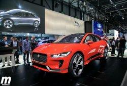 El Jaguar I-Pace eléctrico ya ha comenzado su fabricación en Austria