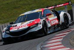 Jenson Button, en los 1.000 km. de Suzuka con Honda