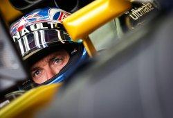 Jolyon Palmer puede perder su asiento en Renault si no mejora