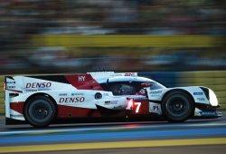 Kobayashi, Toyota y una vuelta histórica en Le Mans