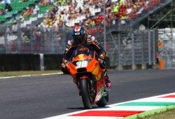 KTM correrá con tres MotoGP en Alemania y Austria