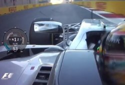 La telemetría habla: Hamilton no hizo un brake-test a Vettel