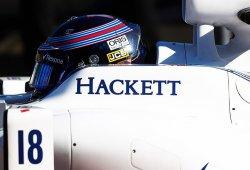 Lance Stroll logra al fin batir a Felipe Massa a una vuelta