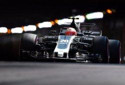 Haas se marca el sexto puesto como objetivo realista
