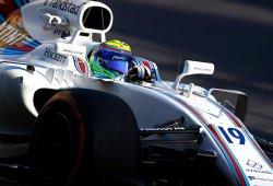 Massa y Stroll escapan de los problemas en los libres de Bakú