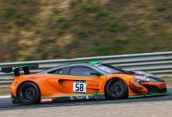 McLaren rompe con CRS, su gran socio en las carreras GT