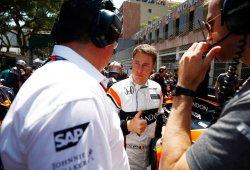Boullier cree que Vandoorne aún necesita encontrar un estilo de pilotaje propio