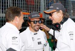 McLaren recibe el sí de Mercedes