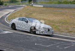 El Mercedes-AMG GT4 se enfrenta al Nürburgring por primera vez
