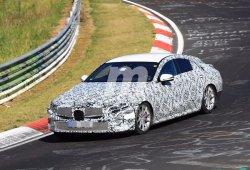 El Mercedes-Benz CLS inicia sus pruebas en circuito