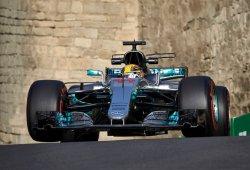 Mercedes esconde sus cartas en los libres del viernes