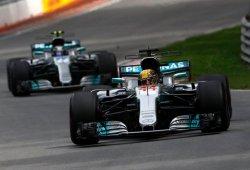 Mercedes despeja dudas con un cómodo doblete