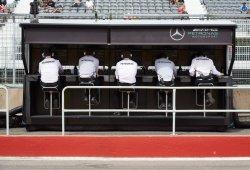 La vuelta de Mercedes, fruto del trabajo incesante en la fábrica