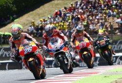 MotoGP evita 'chocar' con la Fórmula 1 y cambia los horarios de Assen