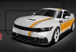 Saleen presenta un ensanchado Mustang de 760 CV para celebrar sus victorias con el modelo