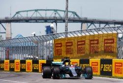 """Hembery: """"El problema de Mercedes está en circuitos de poco agarre"""""""