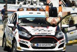 Nil Solans, rey de las dos ruedas motrices en el WRC