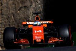 Honda cifra la mejora del motor probado por Alonso en tres décimas