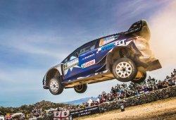 Ott Tänak gana en Cerdeña su primer rally en el WRC