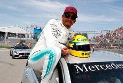 """Paddy Lowe compara en velocidad a Hamilton con el """"implacable"""" Senna"""
