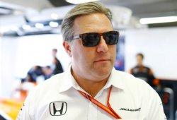 Zak Brown, cansado de esperar una reacción por parte de Honda