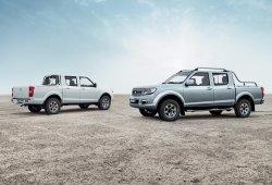Peugeot Pick Up 2017: un modelo de alma china que solo se venderá en África