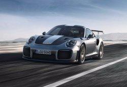 Se filtran imágenes del Porsche 911 GT2 RS 2018 antes de su debut en Goodwood