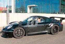Porsche 911 GT2 RS: confirmados 650 CV para el 911 más radical