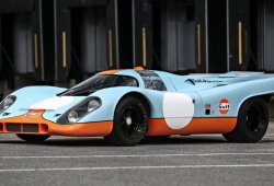 A la venta el Porsche 917K más célebre de toda la saga 917