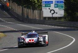 Porsche manda en los libres de las 24 Horas de Le Mans
