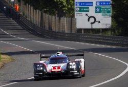 Porsche 'se pone' una tirita para las 24 Horas de Le Mans