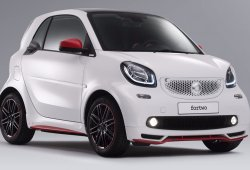 Smart Ushuaïa Limited Edition 2017: exclusivo para España e Italia