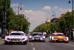 Previo y horarios del DTM 2017 en Hungaroring