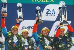 El Rebellion #13 pierde su podio absoluto en Le Mans