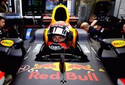 Red Bull mostró un buen ritmo hasta el fallo mecánico de Verstappen