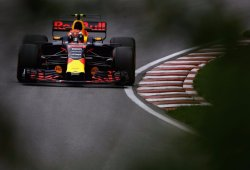 Red Bull vuelve a tocar techo en tercera fila