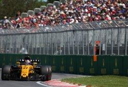 Renault mantiene el tipo gracias a Hülkenberg
