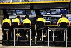 Renault sigue sumando recursos al equipo de cara a 2018