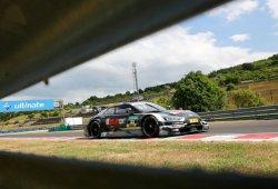 René Rast repite y se lleva las dos poles del DTM en Hungría