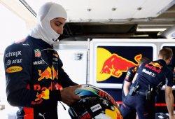 Ricciardo y Verstappen, frustrados ante el 'botón mágico' de Mercedes