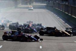 """Sainz: """"Era chocar y los dos coches fuera o evitarle de cualquier manera"""""""