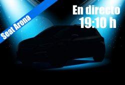 Sigue en directo la presentación del nuevo SEAT Arona desde Barcelona
