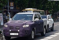 SsangYong Actyon Sports: las mejores fotos de la nueva generación del pick up