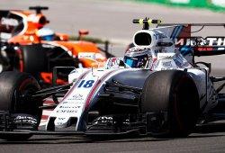 Stroll consigue en Montreal sus primeros puntos en F1
