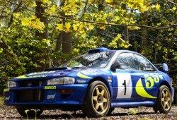 El Subaru Impreza WRC97 bastidor 001 se convierte en el Subaru más caro de la historia