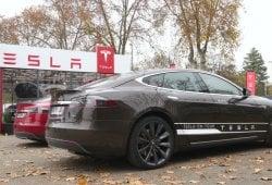 Tesla on Tour comienza su recorrido en el sur de la península ibérica