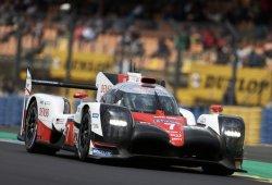 En el test de las 24 Horas de Le Mans se juega al despiste