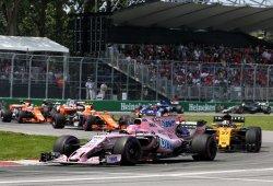 Toro Rosso cree que Force India ya se ha asegurado la cuarta plaza