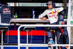 Carlos Sainz, lastrado por un fallo hidraúlico