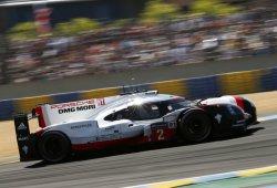 Porsche gana las 24 horas de Le Mans que casi coronan a Jackie Chan